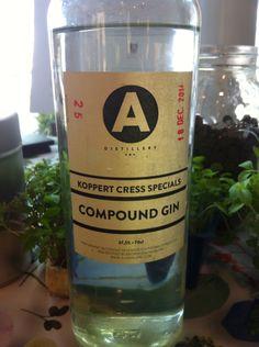 #gin #koppertcress