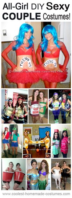 Top 10 Sexy Womens Halloween Costumes for a Couple