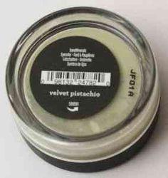Bare Escentuals Velvet Pistachio Eye Shadow Color .57 g