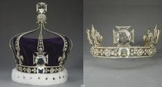 ... , at the 1911 coronation Queen Mary's Crown contained three historic diamonds - the Koh-i-Noor, Cullinan III and Cullinan IV. Description from artemisiasroyaljewels.blogspot.com. I searched for this on bing.com/images