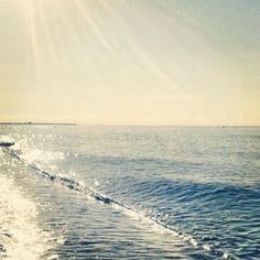 Calafell platja. perfectoo :)