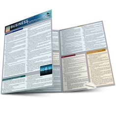 BarCharts—The worlds number one quick reference publisher of QuickStudy laminated reference guides, books, flash cards, posters and free digital guides Writing A Business Plan, Business Planning, Business Ideas, Home Care Agency, Education Grants, Good Communication Skills, Instructional Coaching, Resume Design Template, Marketing Plan