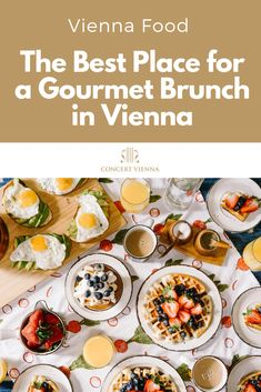 Vienna food is delicious! But you can only eat so much. Tap this pin to discover the most incredible place for breakfast and brunch in Vienna, Austria. Austria Food, Austria Travel, Vienna Austria, Visit Austria, Restaurant Bar, Vienna Restaurant, Gourmet Breakfast, Best Breakfast, Vienna Food