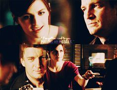 The ABCs of Caskett, a Romance with Heat and Homicide - Castle - Zimbio .. Pinned by trueheart peggy...tap to see all... Loved it.