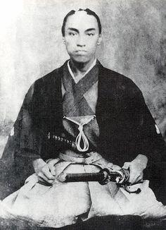 小松帯刀 Samurai Weapons, Samurai Warrior, Japanese Culture, Japanese Art, Geisha, Meiji Restoration, The Last Samurai, Japan Landscape, Edo Period