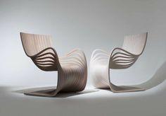 Stuhl Design von Piegatto ist perfekt für Ihre Inneneinrichtung ~ETS #chairs
