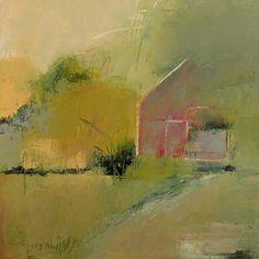 "Irma Cerese - Pembroke #12, acrylic on canvas, 24""x24"""