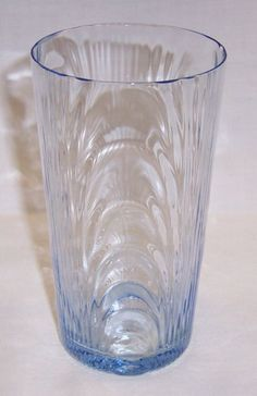 Cambridge Glass Moonlight Blue CAPRICE Number by StraitsAntiques