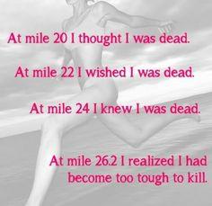 Mile 26.2