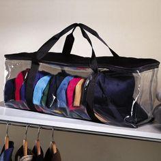 Hat and Cap Storage Bag $8.99 - $9.99