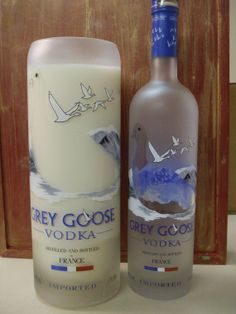 The LARGEST Grey Goose Liquor Bottle Candle by LakesideCandleCraft, $100.00 Liquor Glasses, Liquor Bottles, Vodka Bottle, Christmas Traditions, Christmas Gifts, Still Waiting For You, Grey Goose Vodka, Bottle Candles, Michael Kors Clutch