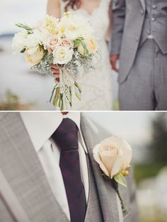 Magnolia Rouge: British Columbia Wedding by Lucida Photography