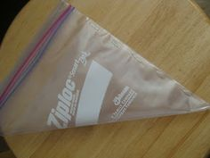 Cake Decorating With Ziploc Bag : 1000+ images about Ryder s Birthday Idea Board! on ...
