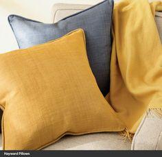 Hayward Pillows
