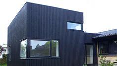 Ny tilbygning til parcelhus i Åbyhøj - Tømrer Århus   Tømrermester Magnus Bjerre - Tømrer Århus