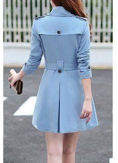 Trench Coat Feminino Style