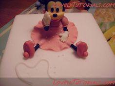 MM figurine Cake Decorating Tutorials