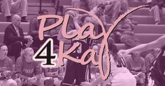 """Women's Basketball """"Play 4 Kay"""" to support the fight against breast cancer."""