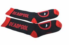 Superhero Cotton Men's socks Deadpool Batman Superman Punisher Street Basketball Socks Funny Happy Sock For Men Women Teenage