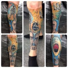 pink floyd tattoos amazing pink and more pink pink floyd tattoos ...