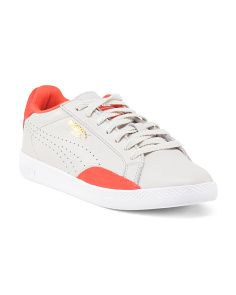 Leather Match Lo Casual Sneaker