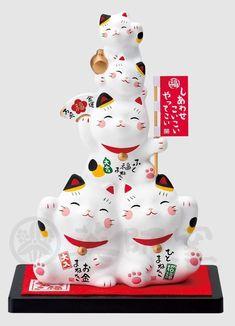 錦彩ふく福まねき(まねき猫・大)/1371 #RakutenIchiba #楽天