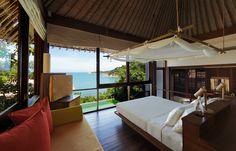 Ocean Front Pool Villa. Six Senses Samui, Thailand. © Six Senses, fot. Basil Childers