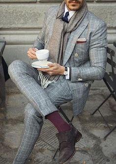 6 Suit Colors for the Classy Gentleman ⋆ Men's Fashion Blog - TheUnstitchd.com