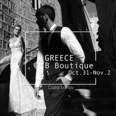 Greece Trunk Show ‹ Galia Lahav