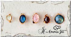 Lovely rings by Judith Haas. Sold: Emma Joe loves life (Den Haag).