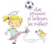 ¿Las princesas se lastiman las rodillas?