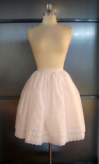 sugardale: Petticoat Tutorial: The Really Fast Version . . .