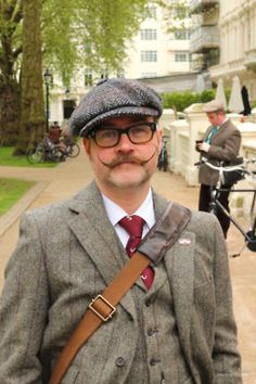 Tweed Run, London http://www.preposity.com/