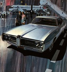 1968 Pontiac Tempest Custom_4Door Hardtop Pan-Am