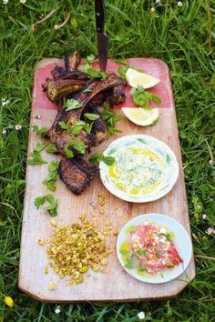 Sizzling Lamb Lollipops | Lamb Recipes | Jamie Oliver Recipes