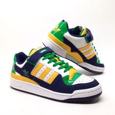 the latest d42a0 aae43 BNWB Very RARE Mens adidas Originals Forum Lo RS Size 10 UK Trainers  SNEAKERS  eBay