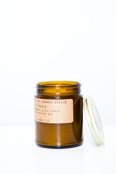 Summer Breeze Soy Candle