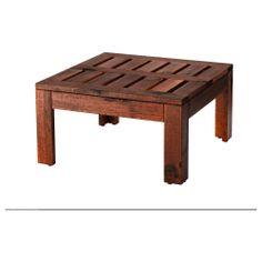ÄPPLARÖ Tisch/Hocker - IKEA