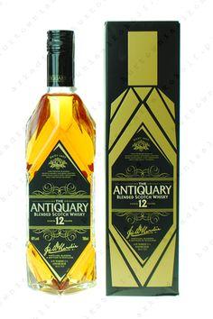 Antiquary 12Y 40% 0,7L kartonik