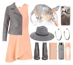 """Spirit Animals (Armadillo)"" by ubiquitous-merkaba ❤ liked on Polyvore featuring Halston Heritage, Miss Selfridge, STELLA McCARTNEY, Billabong, Roger Vivier, Casetify, Cartier and Urbiana"