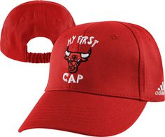 Chicago Bulls Baby My First Cap $11.99