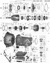 Diagram 4l60e Transmission Diagram Auto trans chart
