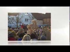 ebooksofas Rhönausflug nach Oberelsbach zur 2.Rhöner Maskenfastnacht