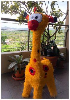 Piñata de jirafa Baby Tv