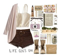 """Life goes on…"" by shakesperiana ❤ liked on Polyvore"