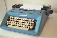 maquina-de-escrever para decoração