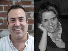 Q with editor Michael Schwartz and marketing director Paola Sinisgalli