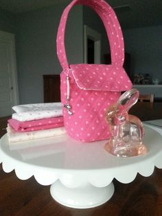 Sunshine in the Attic: Little Pink Purse