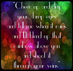Owl City - Rainbow Veins