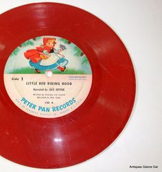 Little Red Riding Hood / Peter Pan Records